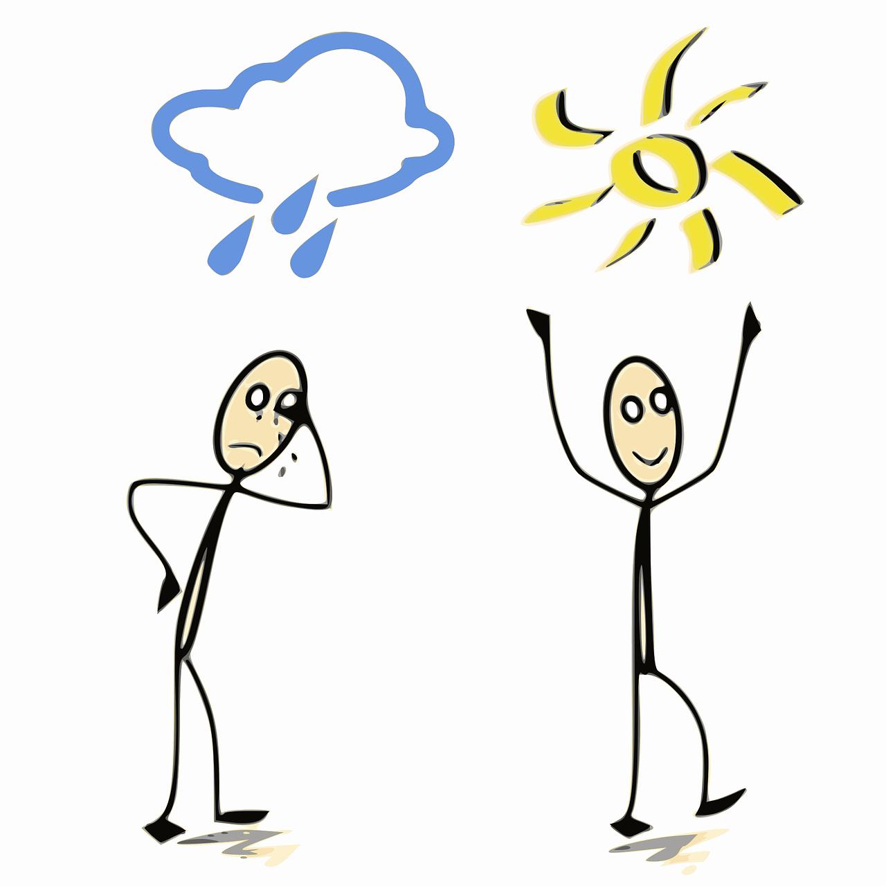foreldelse kan føre til glede eller fortvilelse, litt avhengig av hvem den rammer