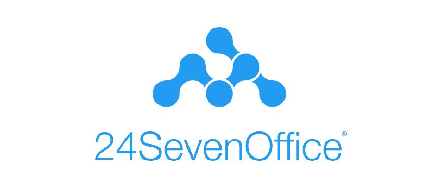 24Sevenoffice logo kredin integrasjon